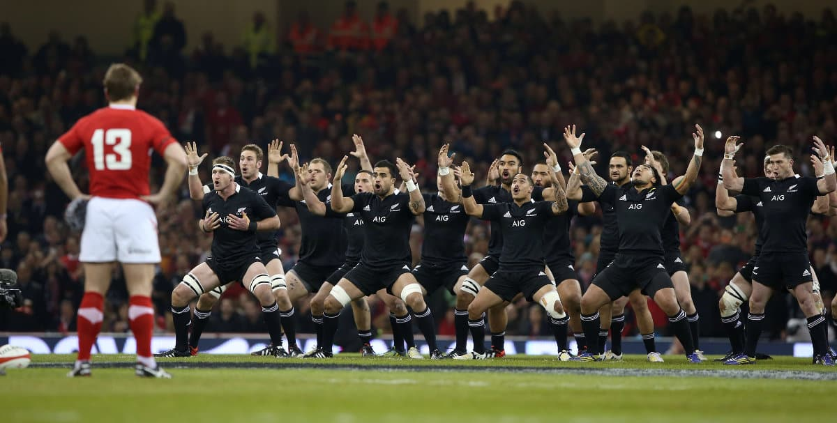 Team Building Haka