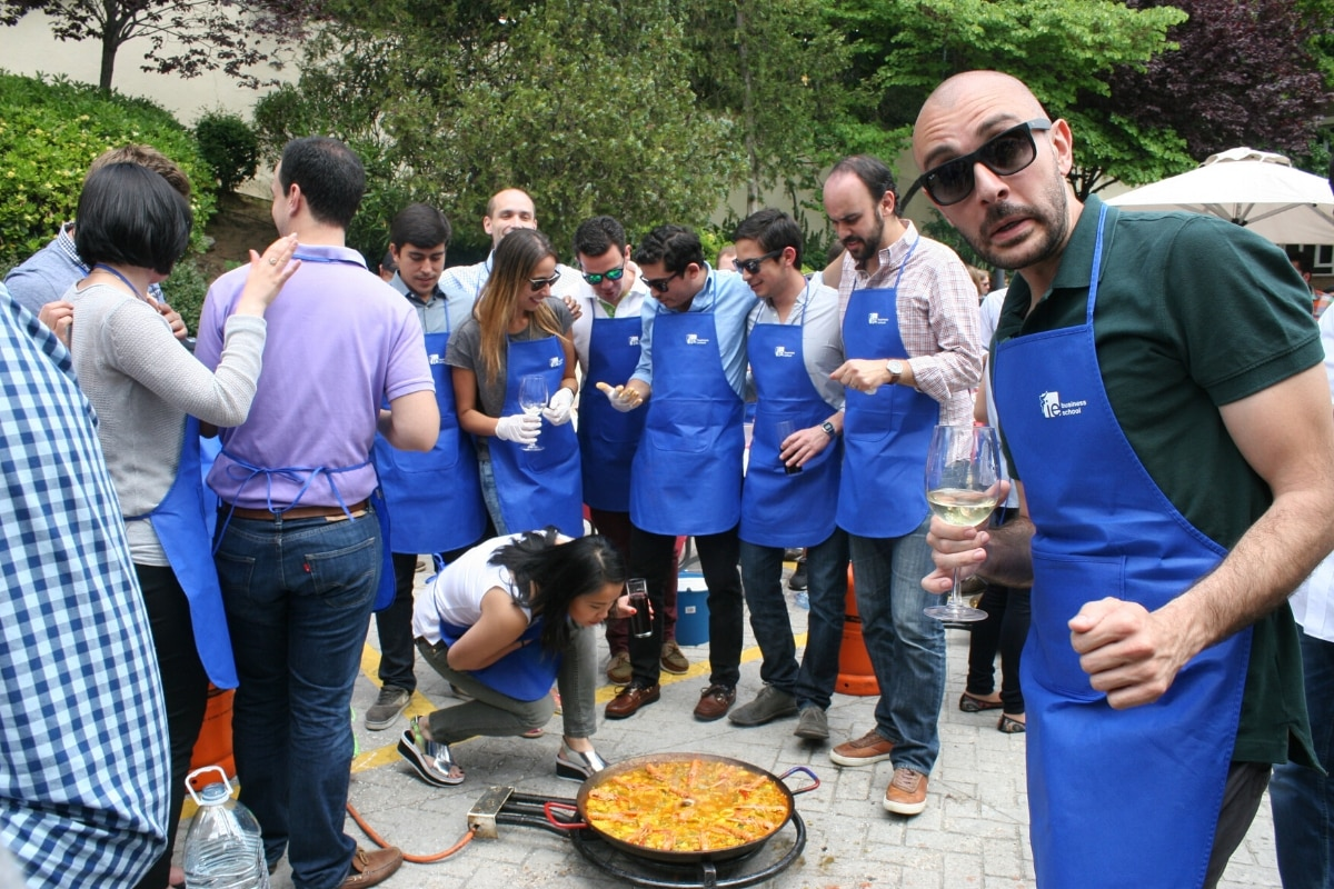 Paellas Team Building Master Chef Contes