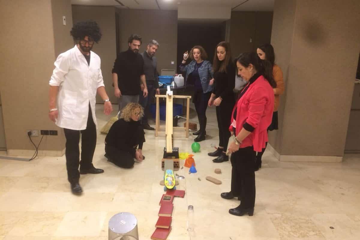 Efecto Mariposa Team Building Creatividad e Ingenio