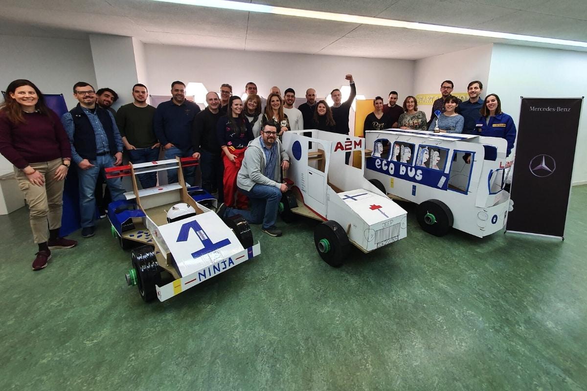 Formula GT Team Building