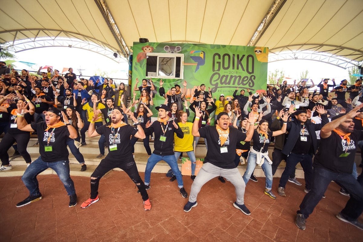 Haka Team Building