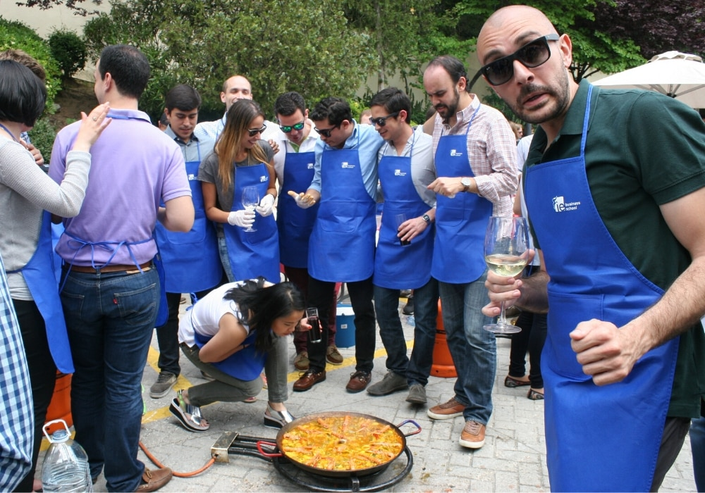 Master Chef Paellas - Team Building Empresas