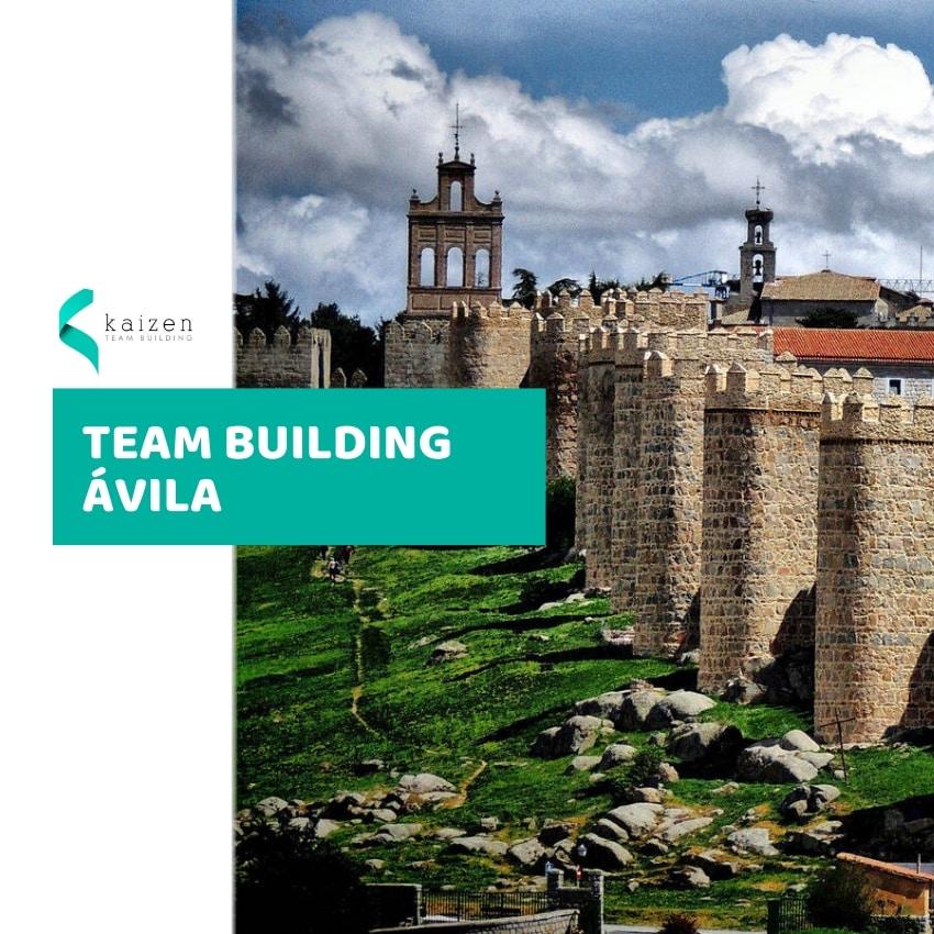 Team Building Ávila