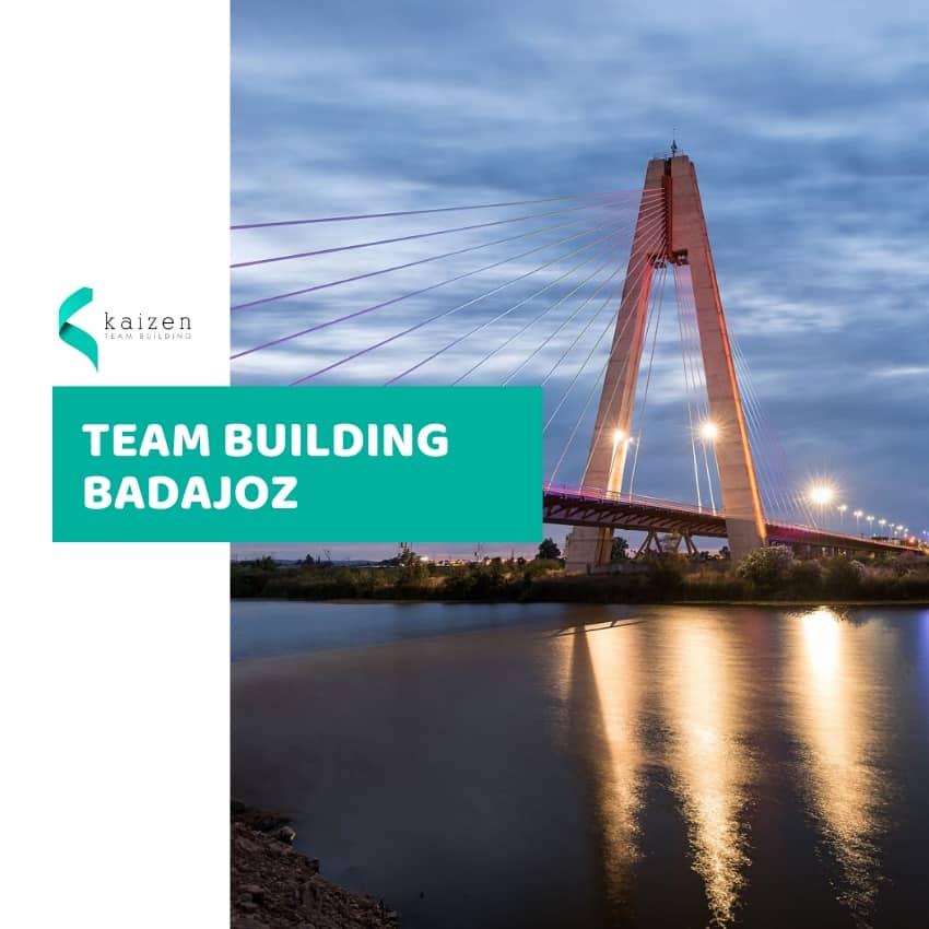 Team Building Badajoz