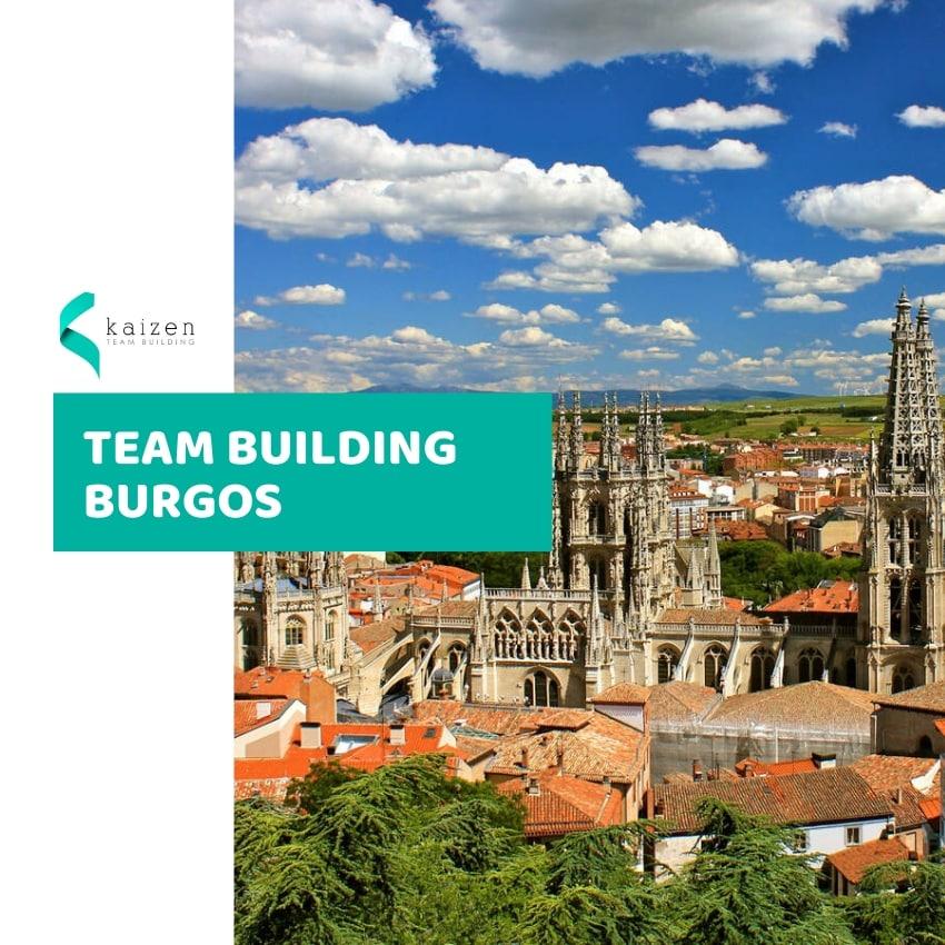 Team Building Burgos