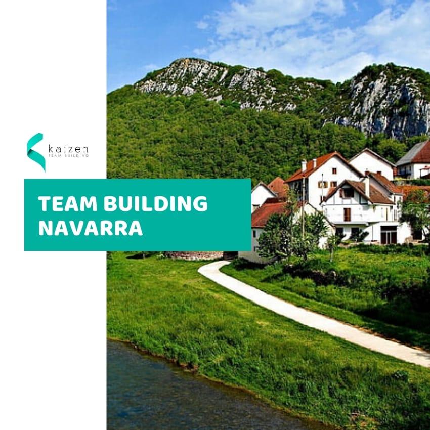 Team Building Navarra