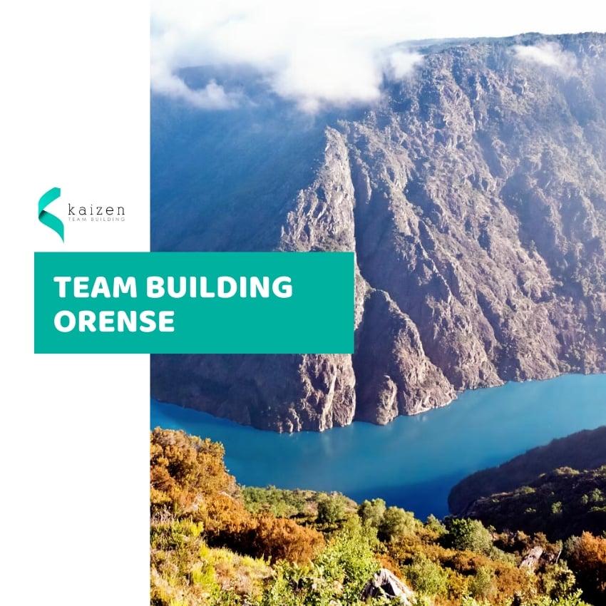 Team Building Orense
