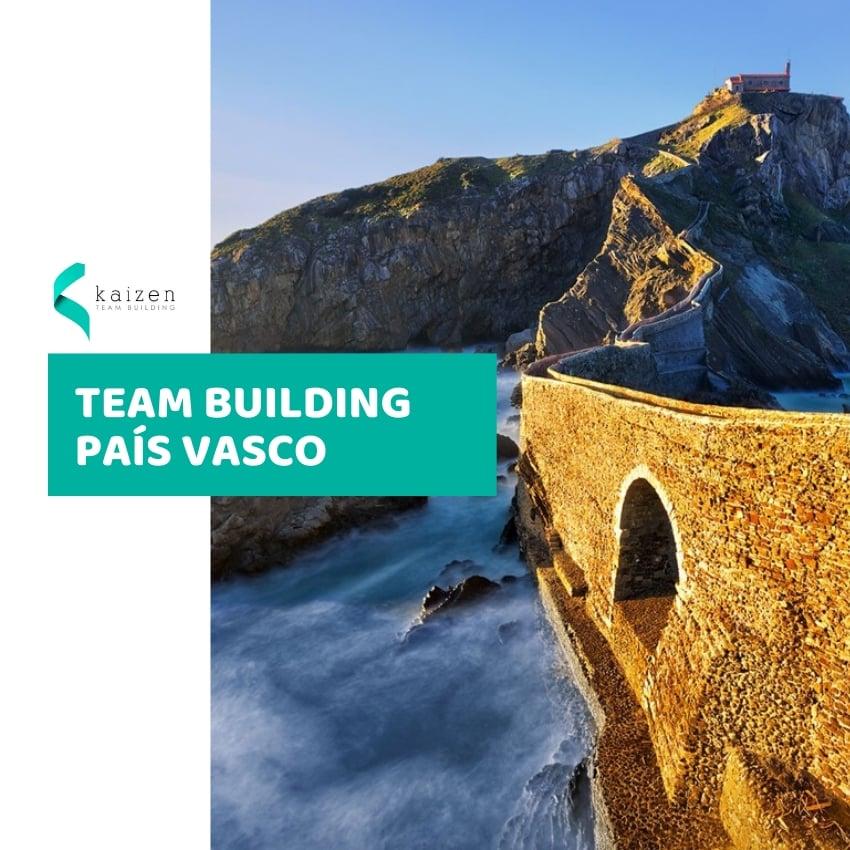 Team Building País Vasco