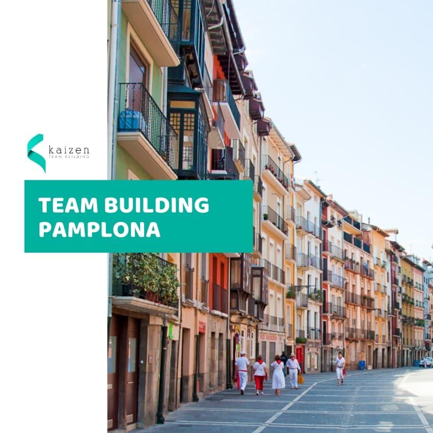 Team Building Pamplona