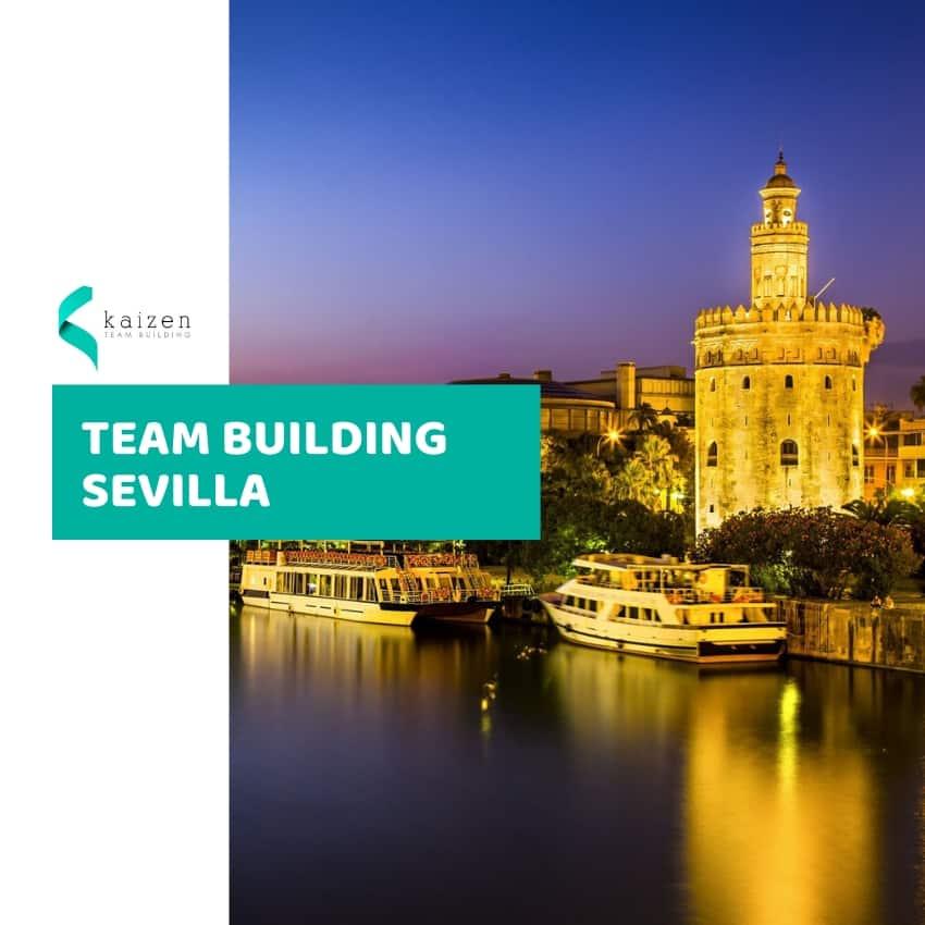 Team Building Sevilla