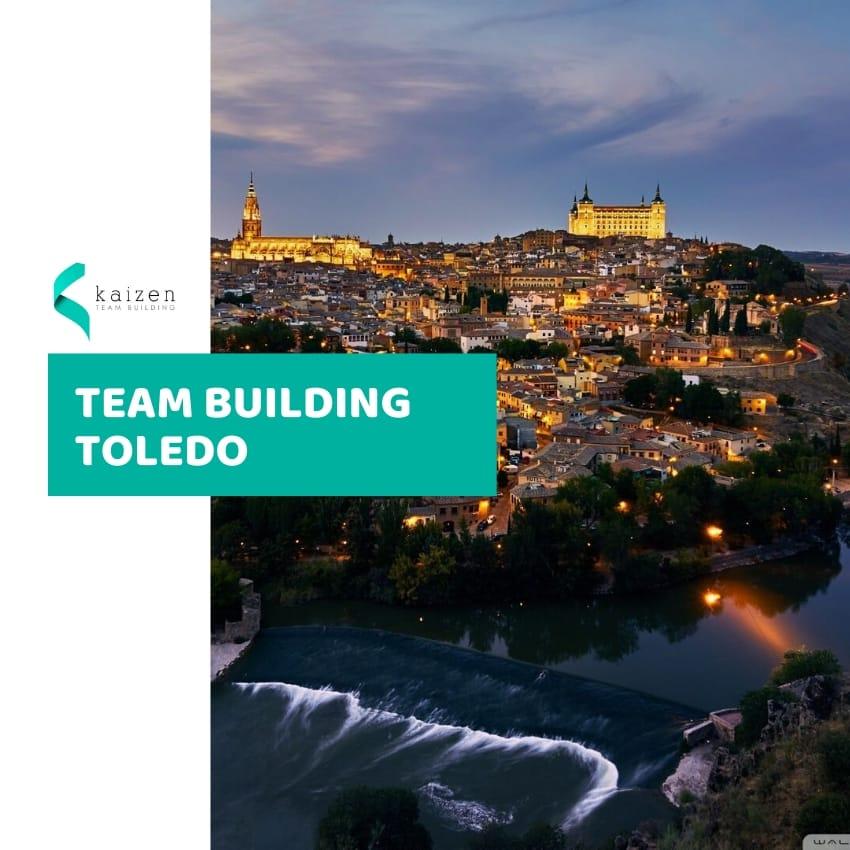 Team Building Toledo