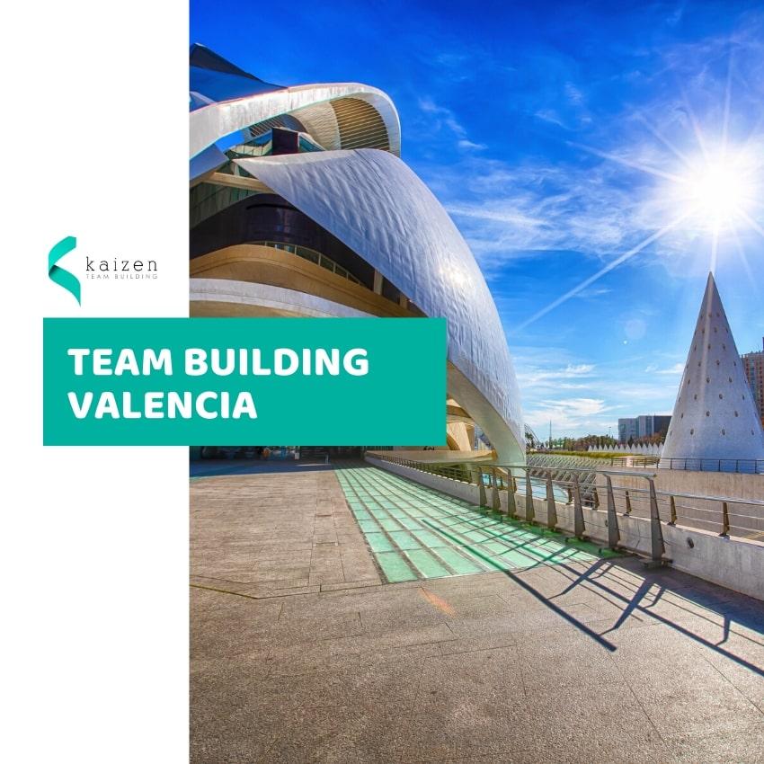 Team Building Valencia