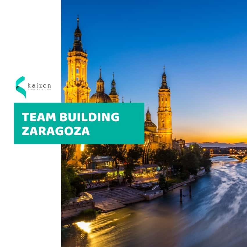 Team Building Zaragoza