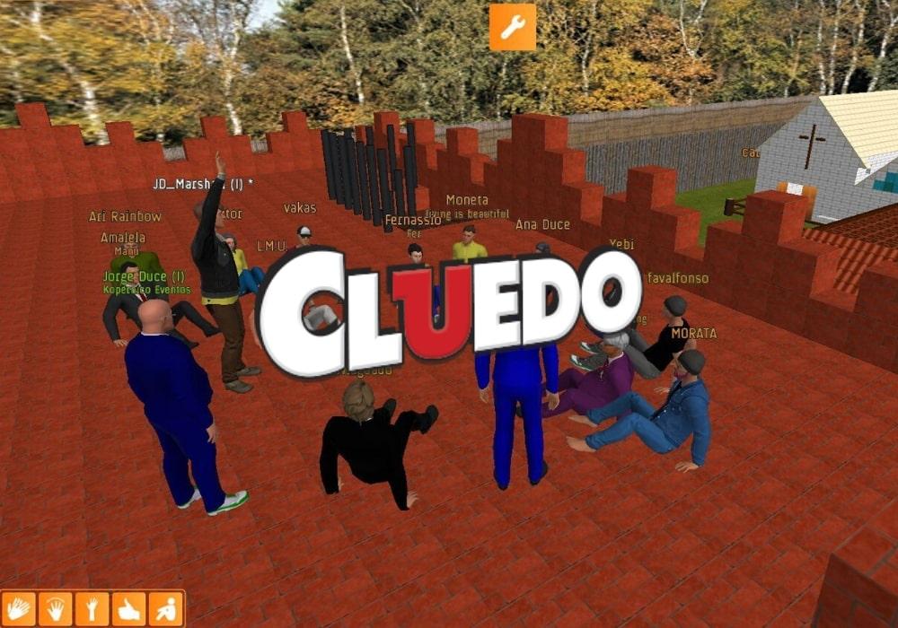 Cluedo Virtual