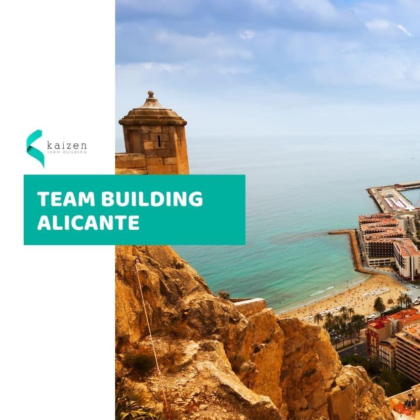 Team Building Alicante