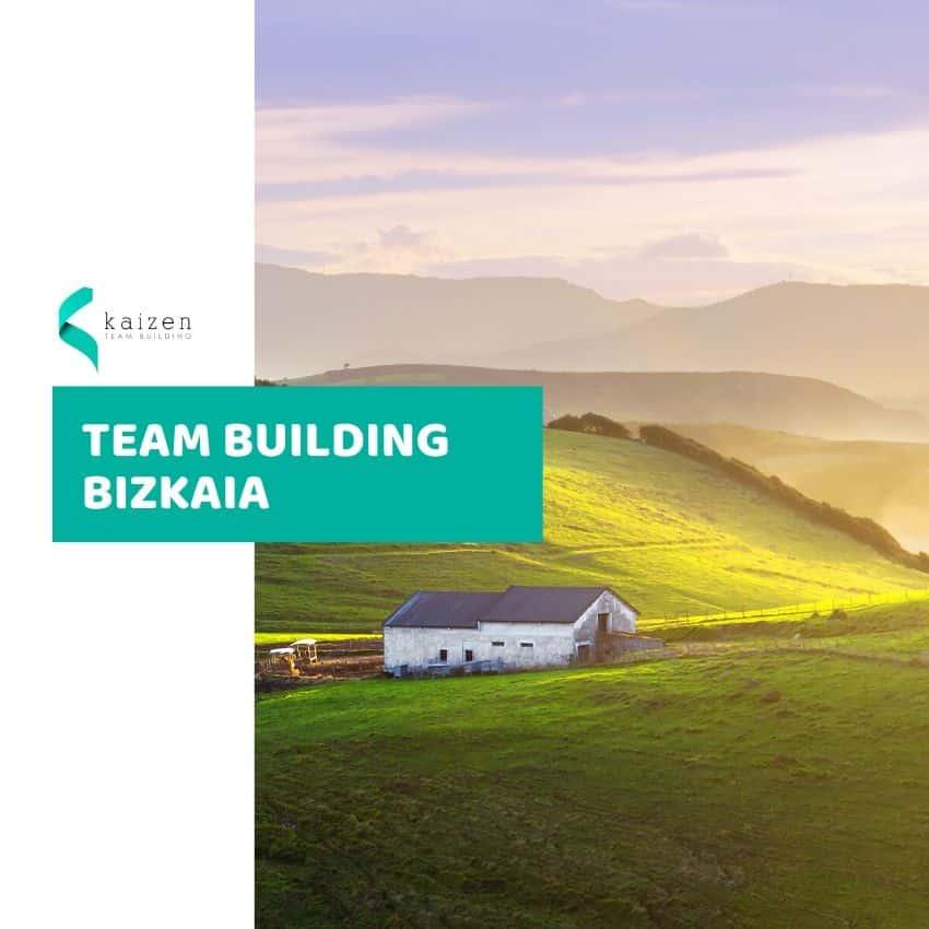 Team Building Bizkaia