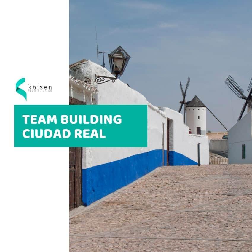 Team Building Ciudad Real