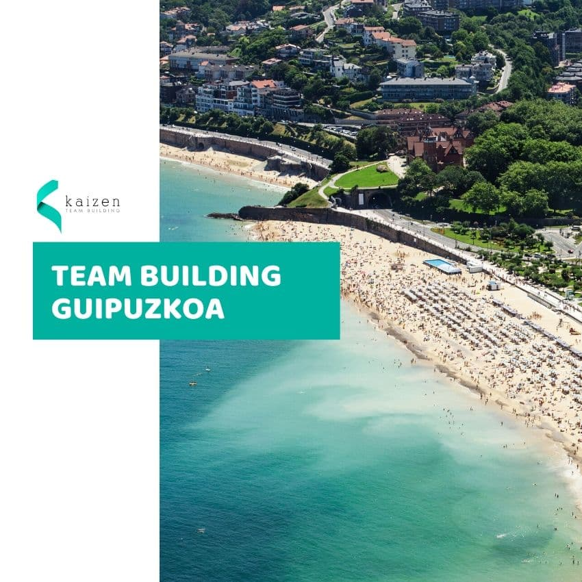 Team Building Guipuzkoa