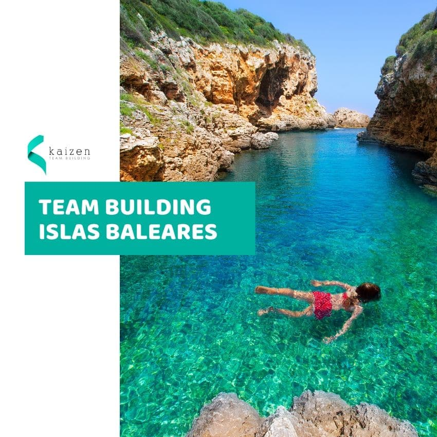 Team Building Islas Baleares