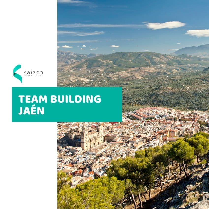 Team Building Jaén