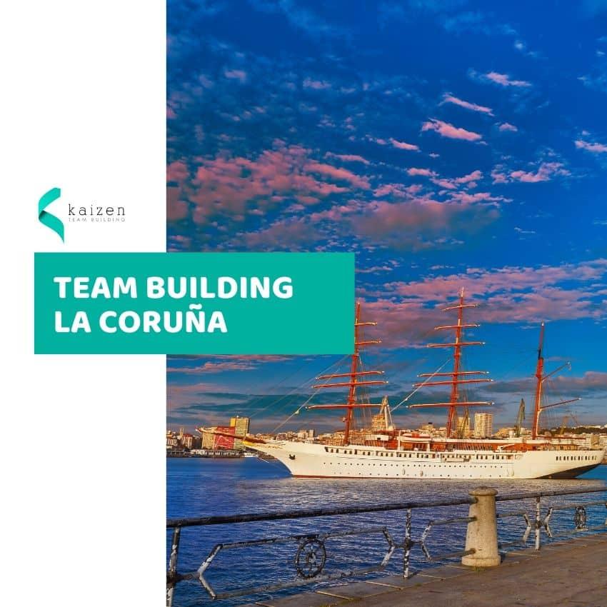 Team Building La Coruña