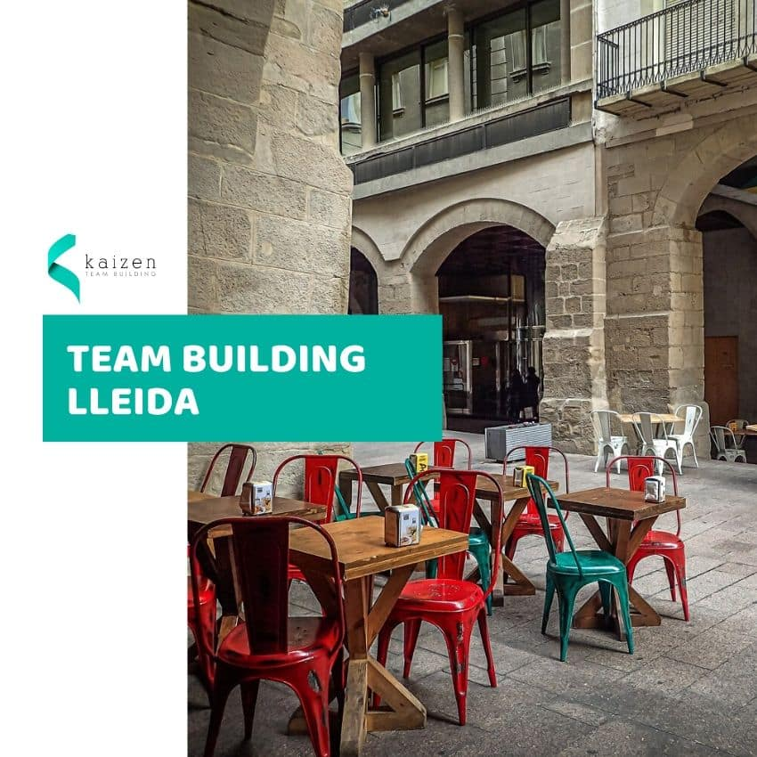 Team Building Lleida