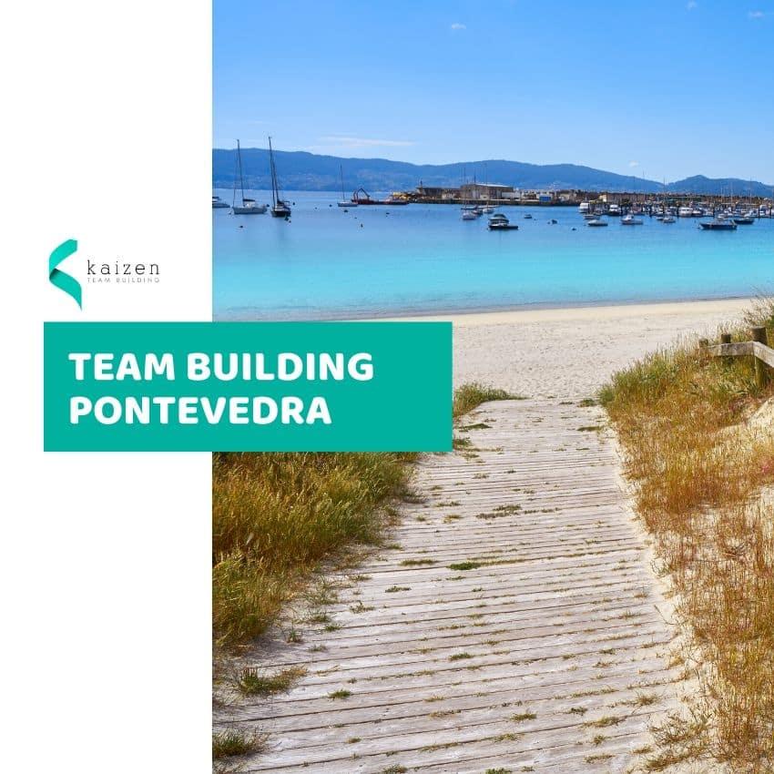 Team Building Pontevedra