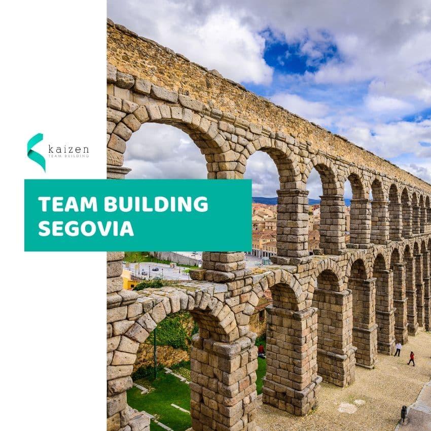 Team Building Segovia
