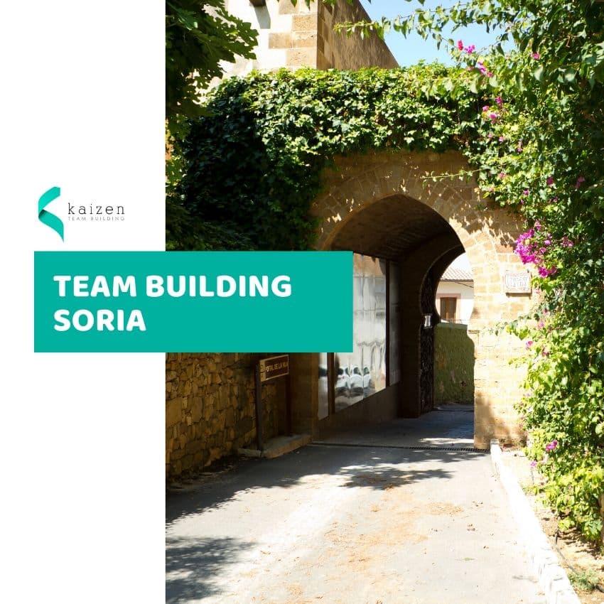 Team Building Soria