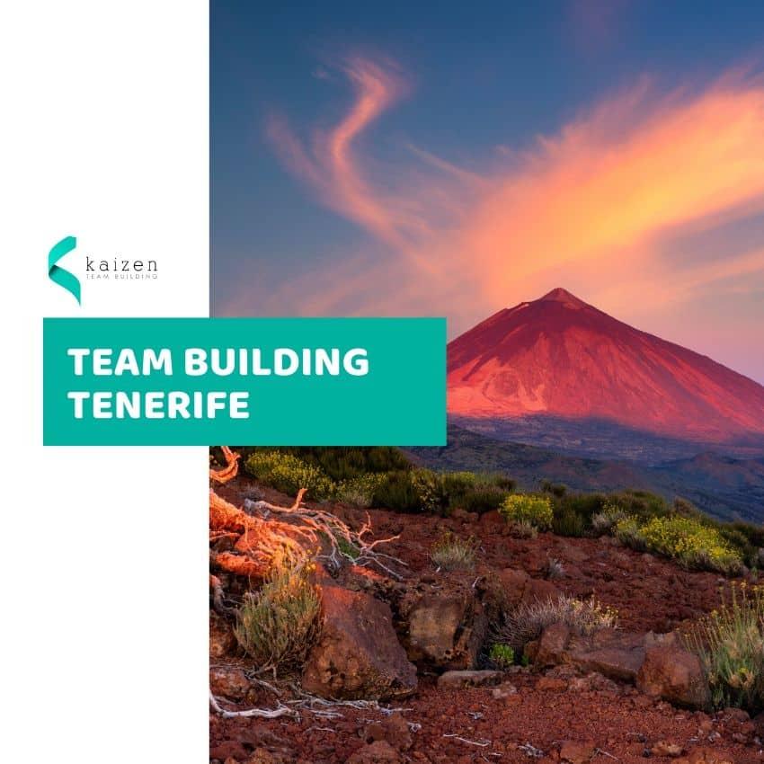 Team Building Tenerife